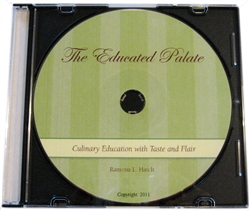 The Educated Palate on CD