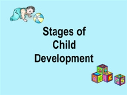 Stages of Child Development Interactive Whiteboard