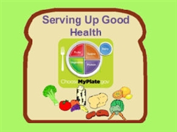 Serving Up Good Health Interactive Whiteboard