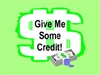 Give Me Some Credit Interactive Whiteboard Lesson