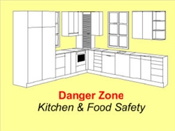 Danger Zone Kitchen Amp Food Safety