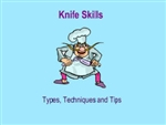 Knife Skills Interactive Whiteboard Lesson