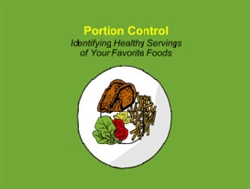 Portion Control Interactive Whiteboard Lesson