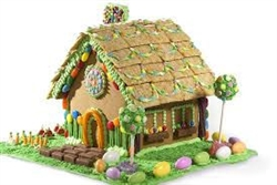 Sweet Architecture--Engineering a Not So Traditional Gingerbread House